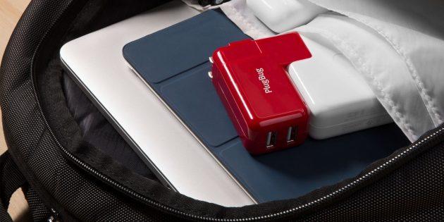 Штука дня: адаптер, превращающий блок питания MacBook в универсальную зарядку