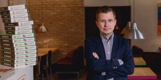 Известные бизнесмены: Фёдор Овчинников, «Додо Пицца»
