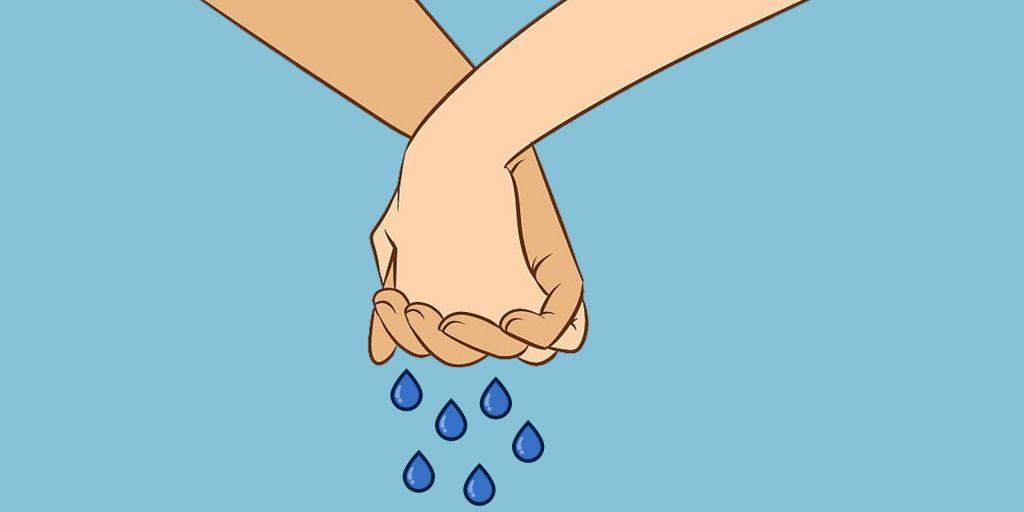 Почему потеют руки. Почему ноги и руки потеют у взрослых: что делать? Потеют ноги и руки