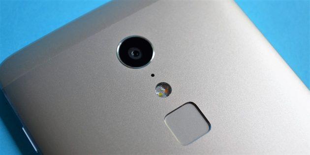 Sharp Z2: Камера