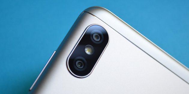 XiaomiMiA2Lite: Камера