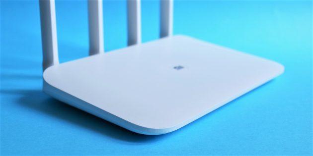 Mi Router 4: Внешний вид