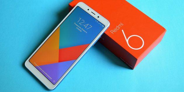 Xiaomi Redmi 6: Итоги