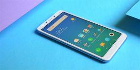 Обзор Xiaomi Redmi 6 — нового хита среди бюджетных смартфонов