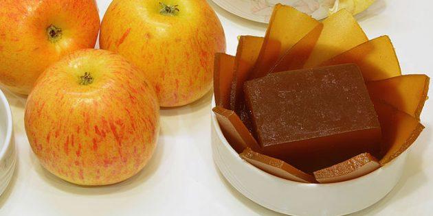 мармелад в домашних условиях: Яблочно-грушевый мармелад на пектине