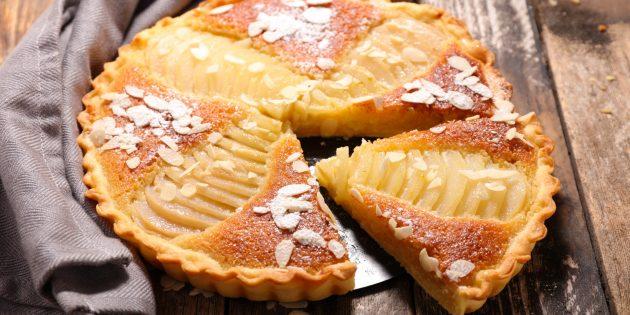 Пироги с грушами, перед которыми невозможно устоять