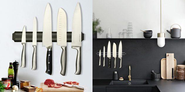 Держатель для ножей