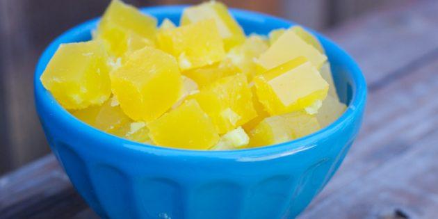 мармелад в домашних условиях: Мармелад из ананаса и цитрусовых