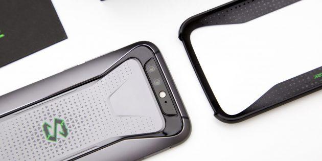 Смартфон BlackShark: Внешний вид