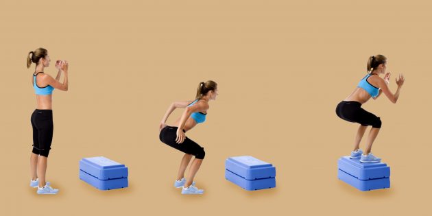 Как побороть страх перед прыжками на бокс