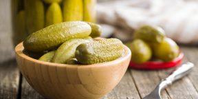 Как солить огурцы: 5 лучших рецептов