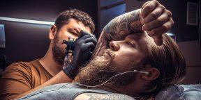 Как ухаживать за свежей татуировкой, чтобы сохранить её цвет
