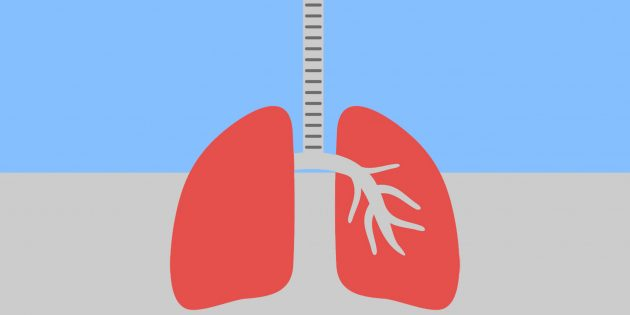 Как защитить лёгкие от городского смога и пыли