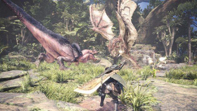 monster hunter world на пк