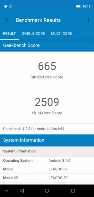 GeekBench