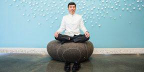 Трёхсекундное упражнение от бывшего сотрудника Google, которое научит быть счастливым