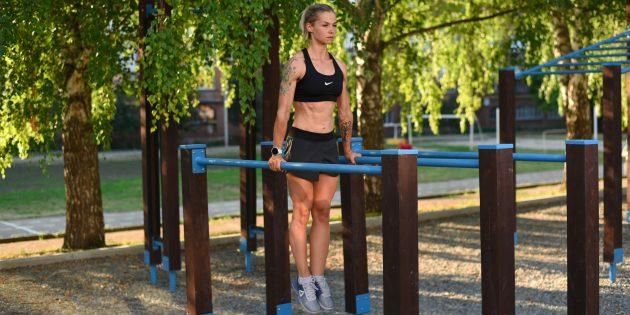 Уличные тренировки: как прокачать своё тело по полной без спортзала
