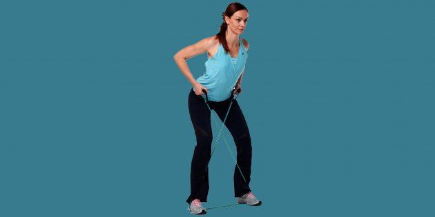 Всего 2 упражнения подготовят вас к тяжёлой силовой тренировке