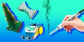 AliExpress: 15 электронных DIY-наборов для тех, кто хочет подружиться с паяльником