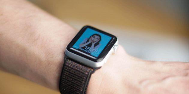 Как ускорить процесс обновления Apple Watch