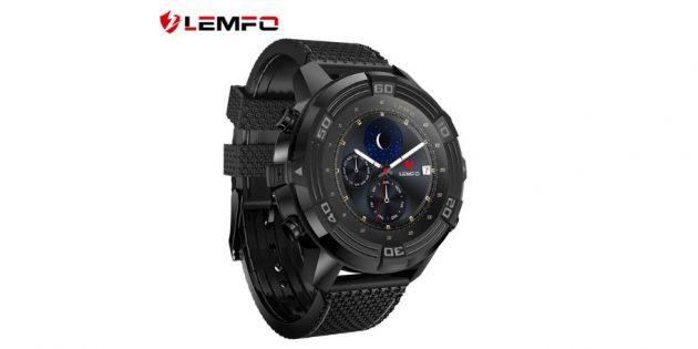 Смарт-часы LEMFO LEM6
