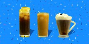 7 крутых рецептов кофе из разных стран