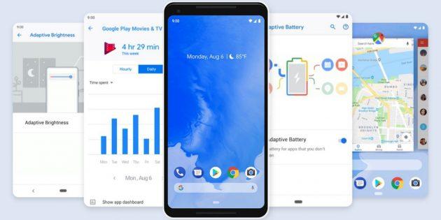 Google выпустила Android 9 Pie. Кто сможет обновиться