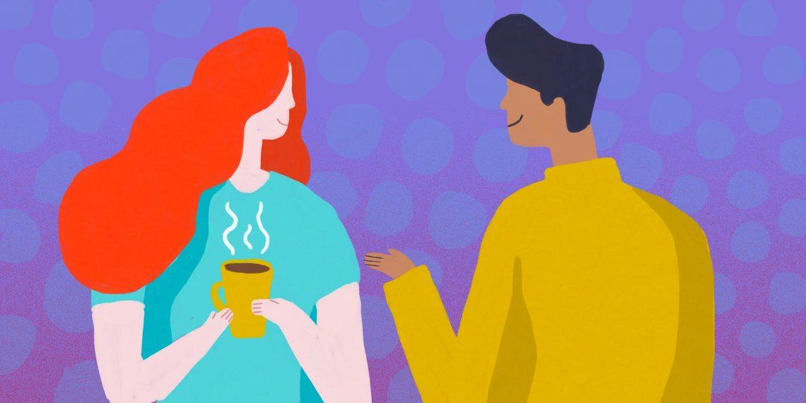 подсознательно выбираем для знакомства