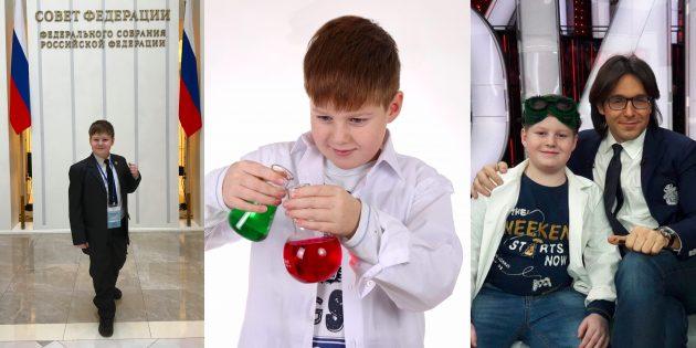 известные дети: Илья Раевский