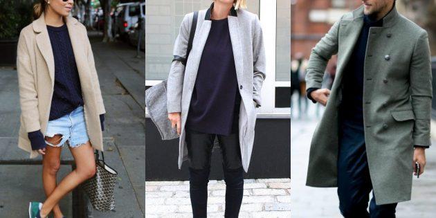 Лёгкое пальто или тренч