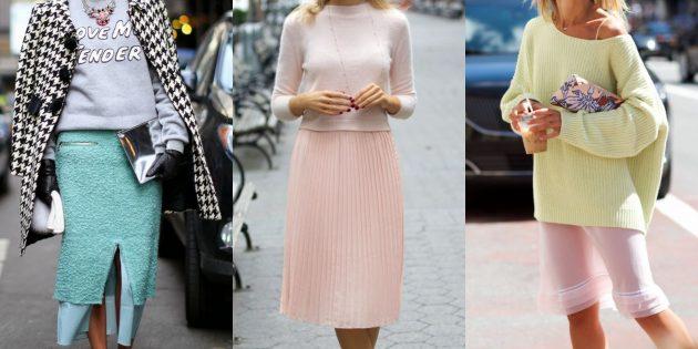Летняя распродажа одежды и обуви для женщин: Любая вещь пастельных тонов