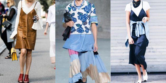 Летняя распродажа одежды и обуви для женщин: Многослойное платье
