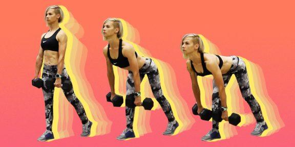 12 упражнений для похудения, с которыми справится каждый