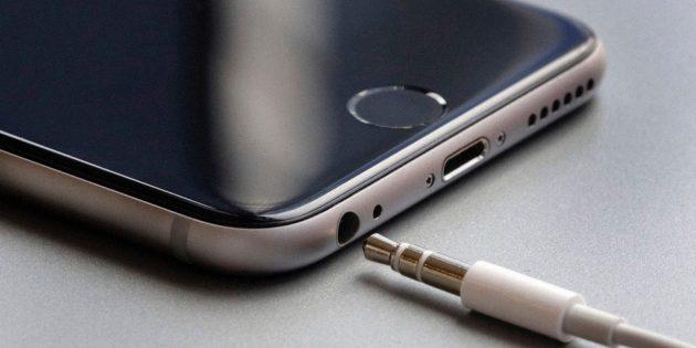 Как проверить iPhone: Разъём наушников