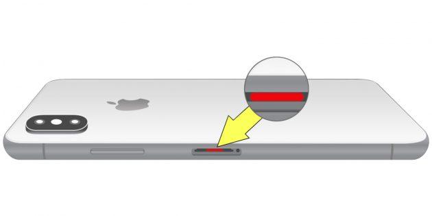Как проверить iPhone: Датчик влаги смартфона, побывавшего в воде