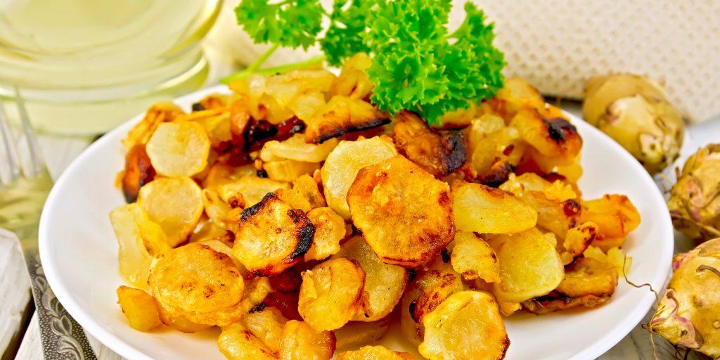 Как готовить топинамбур для еды