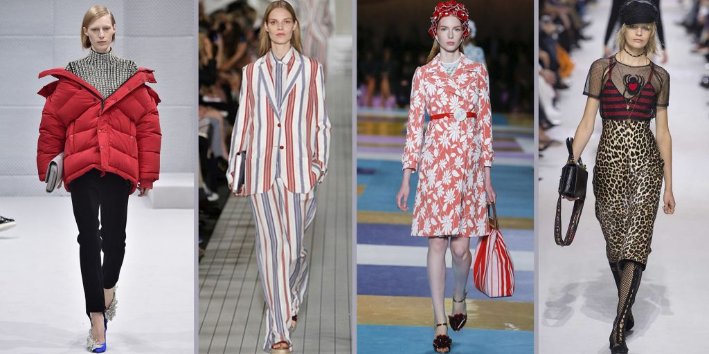 Что модно летом 2018 для девушек