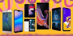 9 Android-смартфонов, которые стоят своих денег
