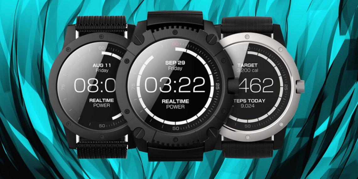 Обзор Matrix PowerWatch — умных часов, которые не требуют зарядки и смены батарейки