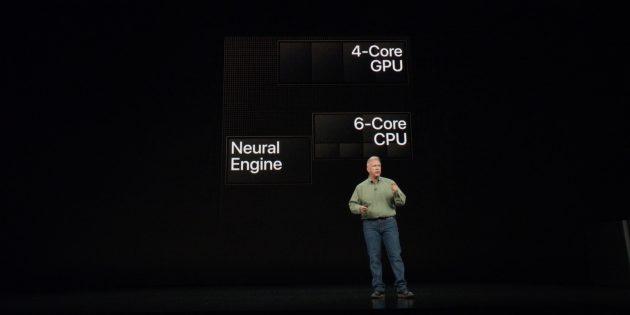 Мощный современный процессор