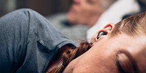 Штука дня: умные затычки для ушей, которые помогут выспаться несмотря на шум