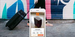 Через iOS-приложение Kayak теперь можно узнать, поместится ли сумка на верхнюю полку самолёта