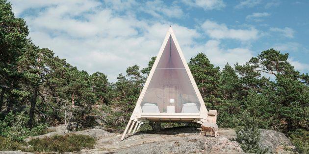 Экологичный дом Nolla