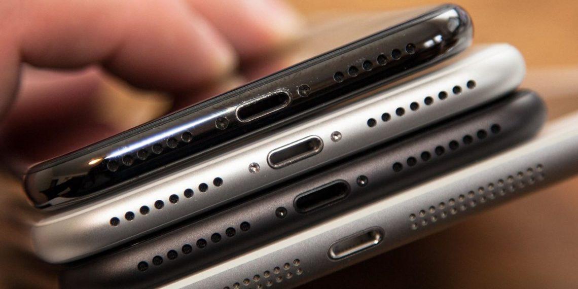 Как проверить айфон перед покупкой: Обратите внимание на шлицы винтов и цвет ободка разъёма