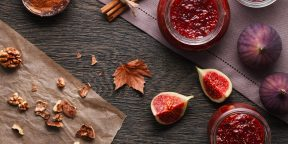 5 лучших рецептов варенья из инжира