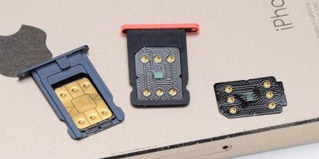 Как проверить iPhone перед покупкой: Подложки типа Gevey sim и R-sim для разблокировки контрактных iPhone