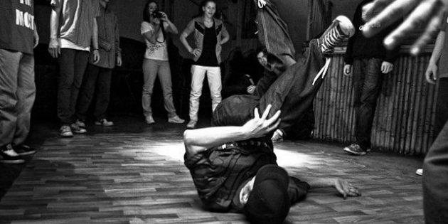 Танцевальный поединок