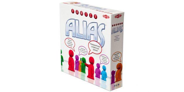 Настольные игры: Alias