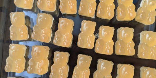 Мармеладные мишки со вкусом яблочного сидра