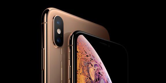 Представлены iPhone Xs, iPhone Xs Max и iPhone Xr — новинки компании Apple